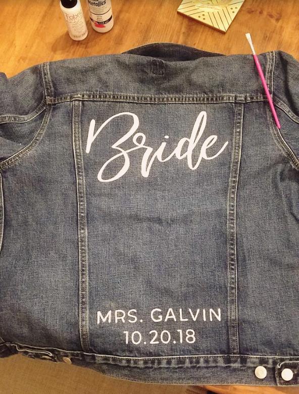 BrideJacket